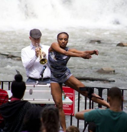 Davalois Fearon Global Water Dances Bronx