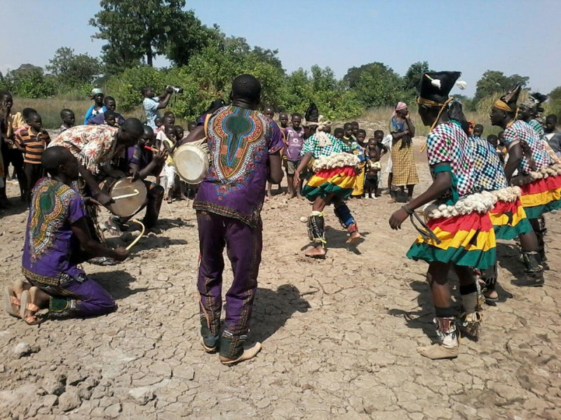 Tamale, Ghana GWD 2015