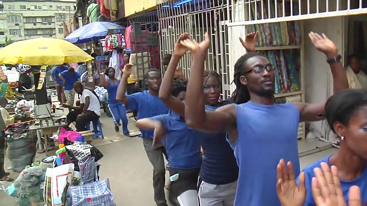 Lagos, Nigeria - 2011